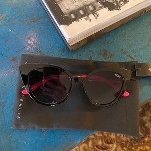 Quay 'Audacious' Sunglasses
